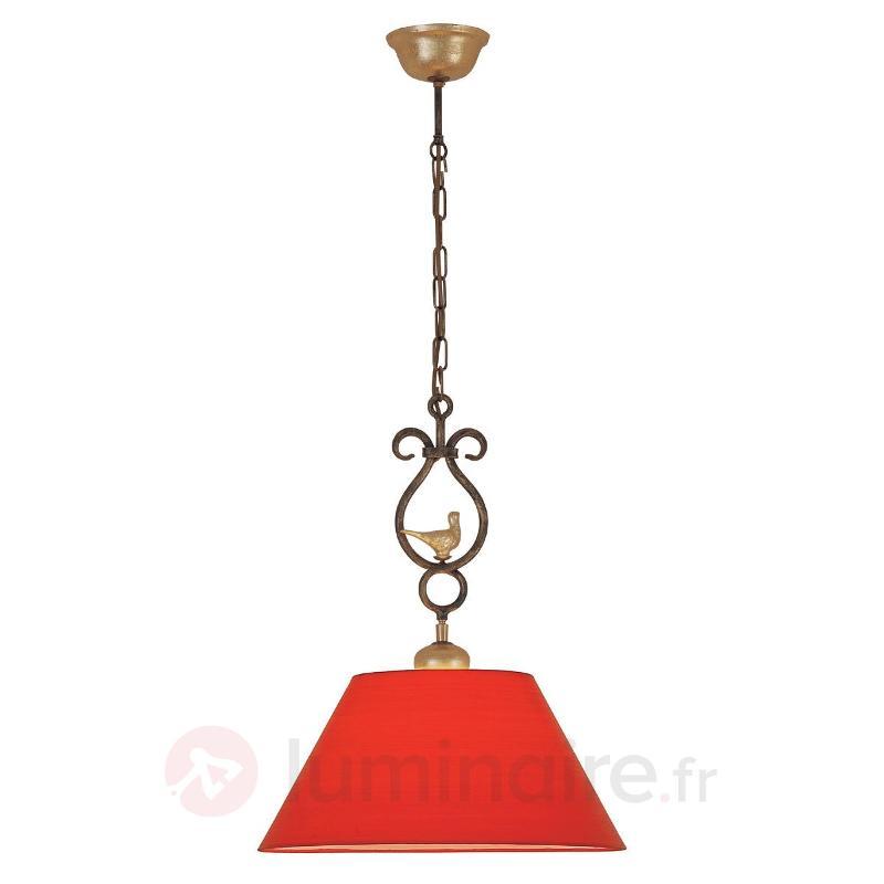 Suspension PROVENCE CHALET décorative - Suspensions rustiques