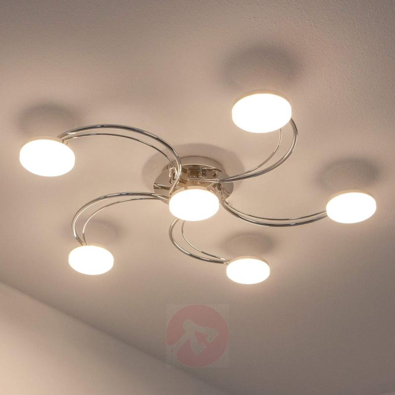 Lillith - ceiling light with powerful LEDs - indoor-lighting