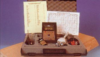 Digital wood moisture measuring equipment - KHM 101 JUNIOR
