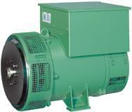 Alternateur basse tension pour groupe électrogène  - LSA 46.2 - 4 pôles - triphasé 180 - 315 kVA/kW