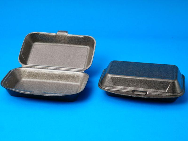 Recy-EPS menu, burger and lunch boxes - null