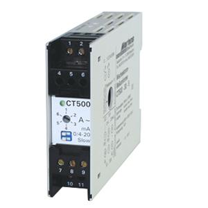 Alternating current transducer CT500 - Current/ Voltage
