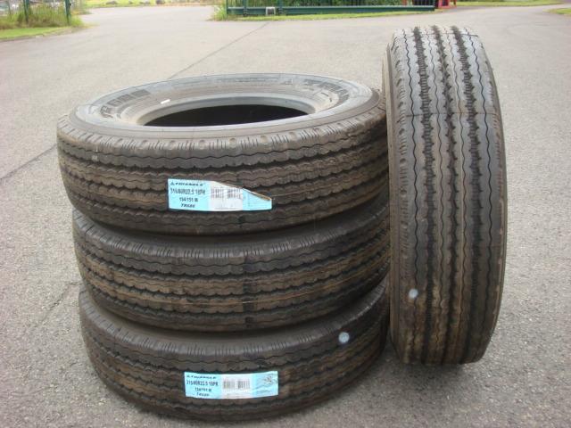 Truck tyres - REF. 315/80R22.5.TRI.TR686