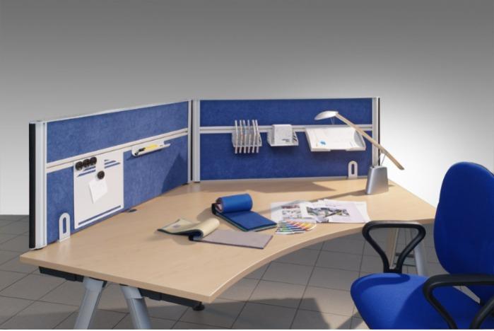 Home Office Schallschutz und Organisation - Reduzierung des unangenehmen Nachhalls bei Webkonferenzen.