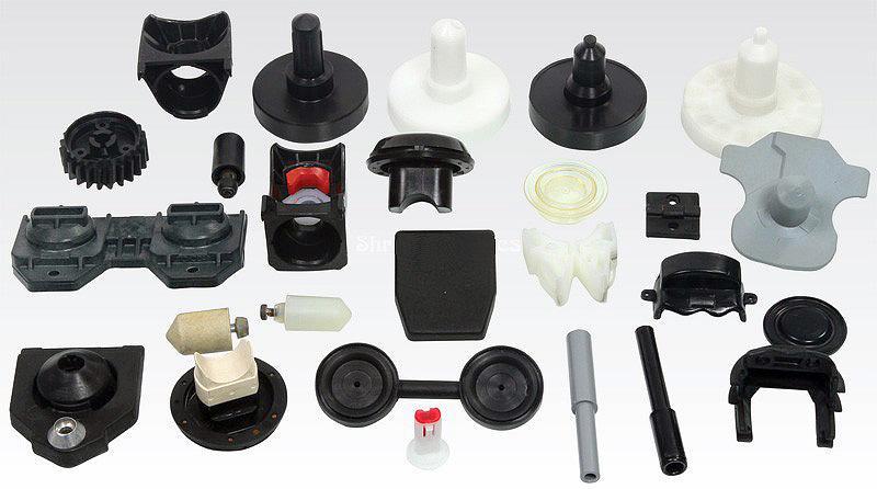 Ersatzteile für Leicht- und Textilindustrie