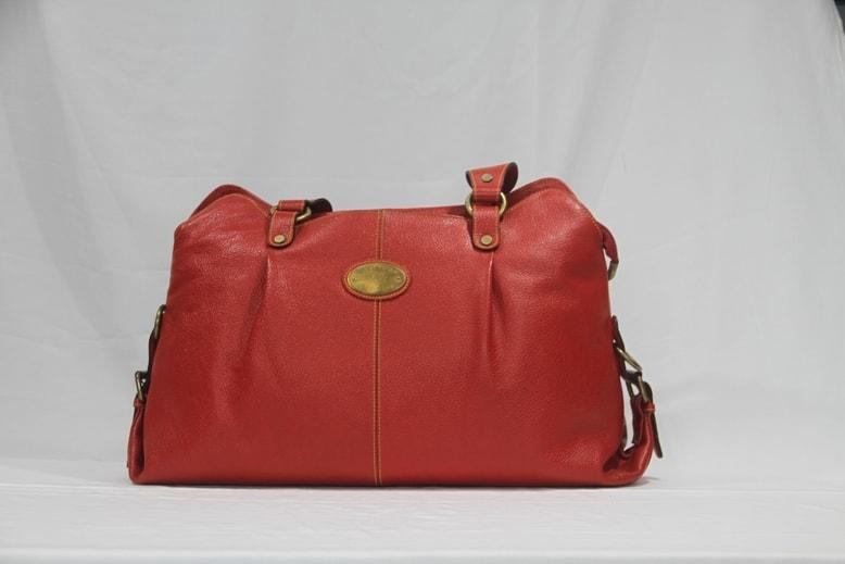 Red baguette for women