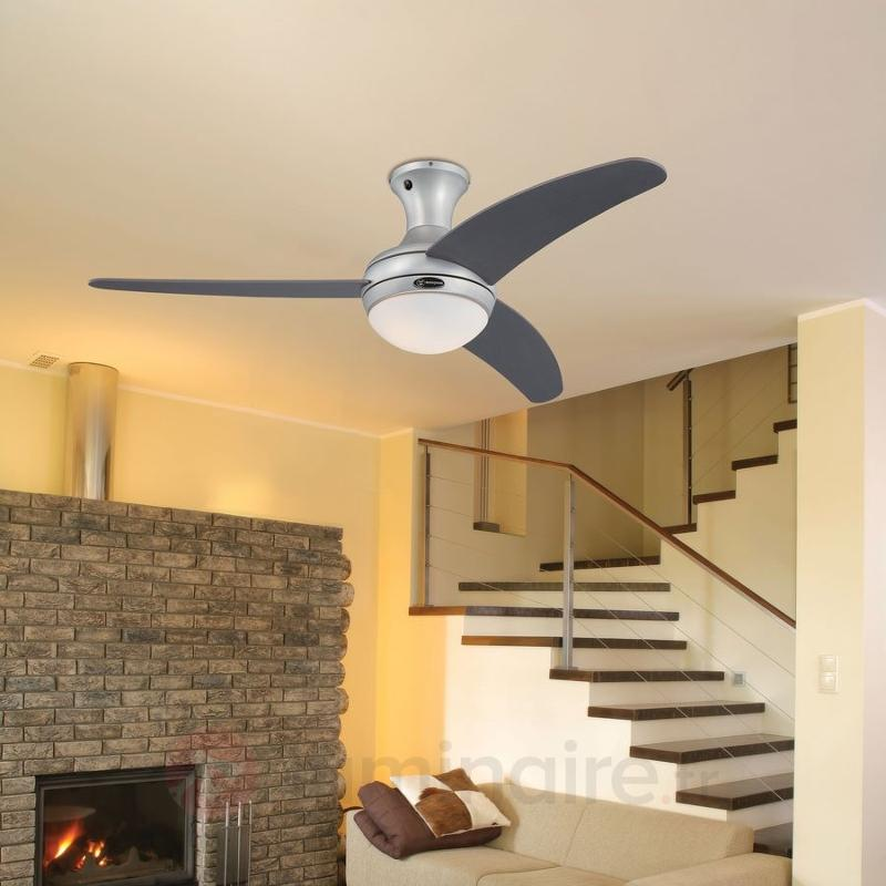 Ventilateur de plafond lumineux CELESTIA II - Ventilateurs de plafond modernes