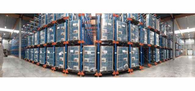 Logistics and Warehouses - Services