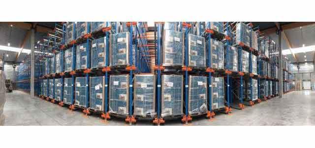 Logistics and Warehouses