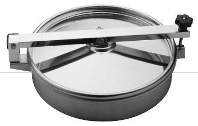 Presure-free lids - Series 33