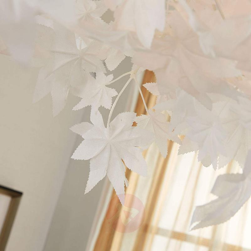 Enchanting ceiling lamp Maple with leaves - indoor-lighting