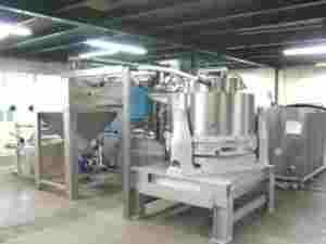 Machine traitement électrolyte