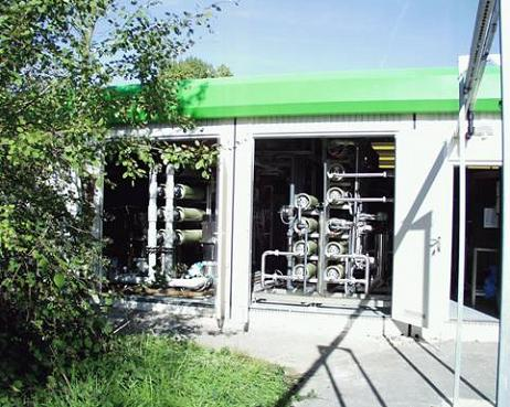 Landfill leachate treatment - environmental-technology