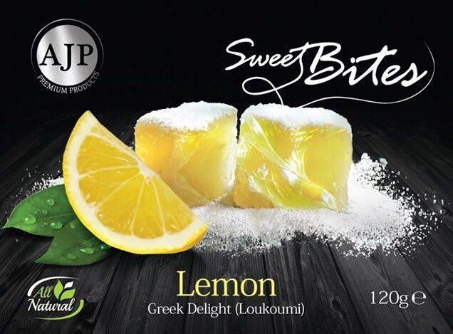 SweetBites Lemon