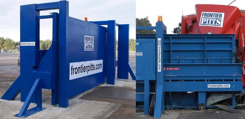 Portails coulissants - ATSG sur rail