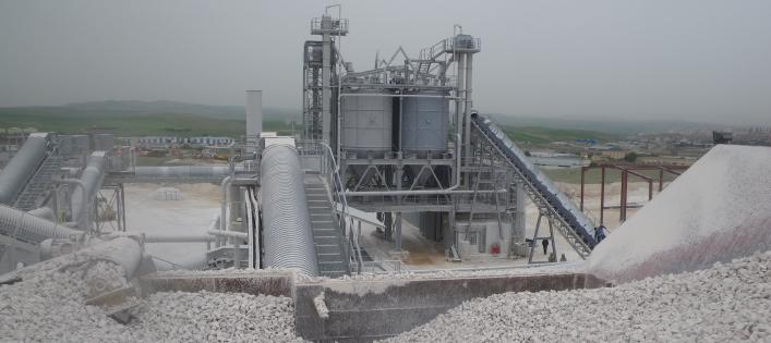 Mineral Processing Plants - null