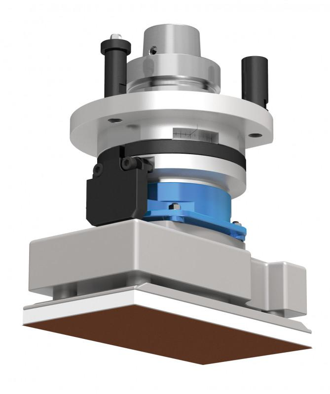 Vibrating sanding unit ZUCCO - CNC unit for machining of wood, composites and aluminium