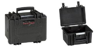 Rugged airtight rust proof cases – mod. 2214 BE - null