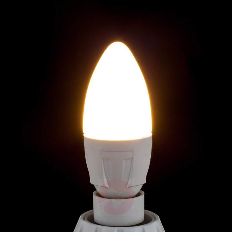 E14 6 W 830 LED Light Candle Shape - light-bulbs