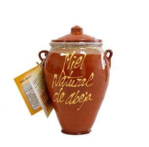 Miel - En precioso envase de Cerámica
