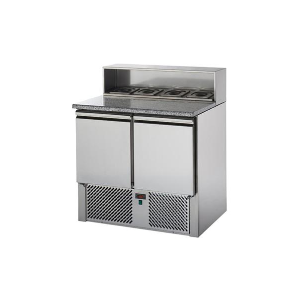 saladettes réfrigérées 2 portes - Référence SALA2SYAI