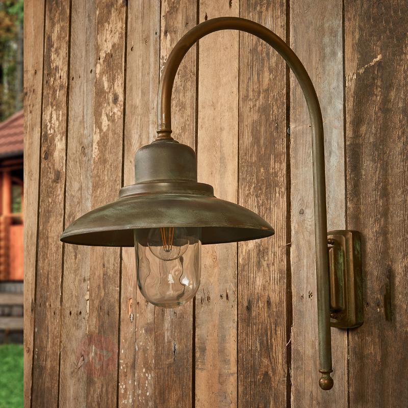 Applique d'extérieur Casale - Appliques d'extérieur cuivre/laiton