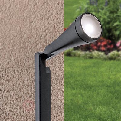 Borne lumineuse LED Davin à tête orientable - Bornes lumineuses LED