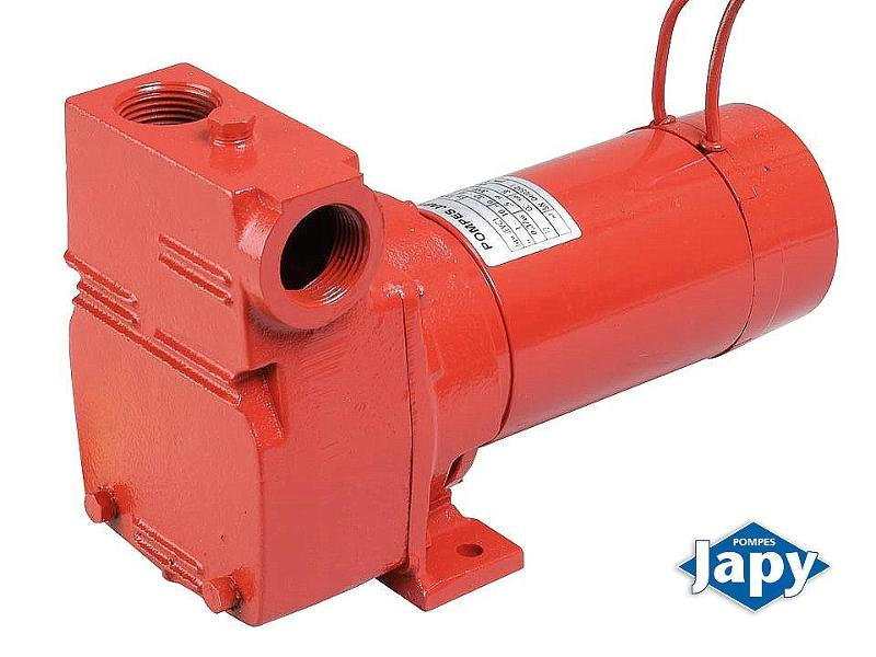 Pompes à turbine 2800 tr/m - JEVC1 - JEVC2 - null