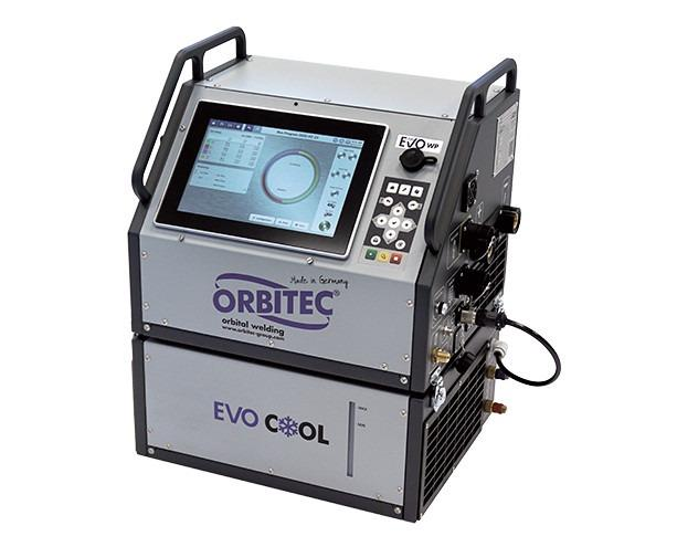 Water cooling unit EVO Cool - Water cooling unit for orbital welding - EVO Cool, Orbitec