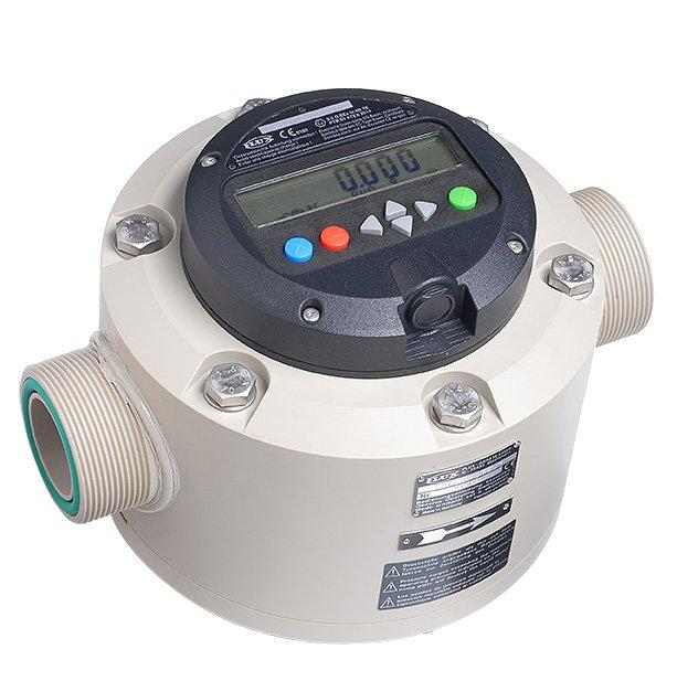 FLUX Flow meter FMC 250 - For plant engineering