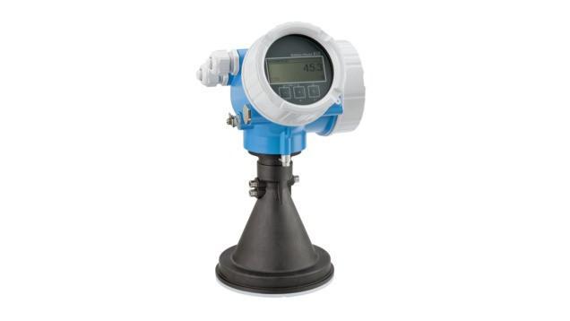 Radar measurement Time-of-Flight Micropilot FMR56 -