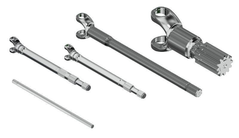 Embouts D'essieu/Arbres D'essieu - Automotive
