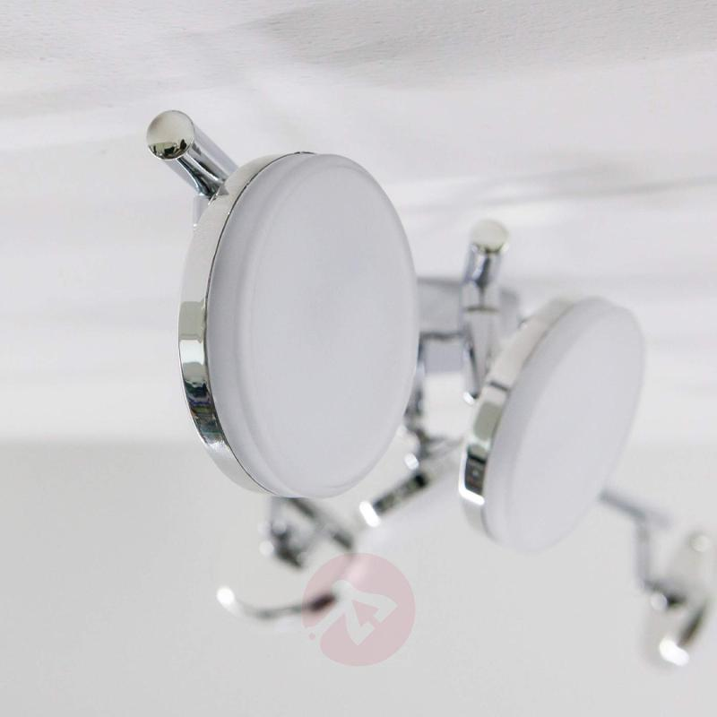Decorative Lillith LED ceiling light - indoor-lighting