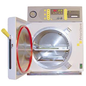 Benchtop Autoclaves - Compact 40 Benchtop