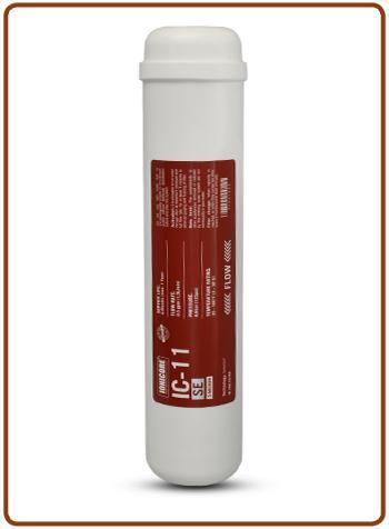 Ionicore IC-11SE - Filtro in Linea a sedimenti 1/4'' FPT 2,5''x11'' - 5 micron