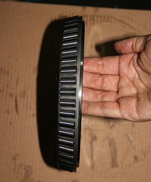 Rodamientos de rodillos cónicos sencillos -
