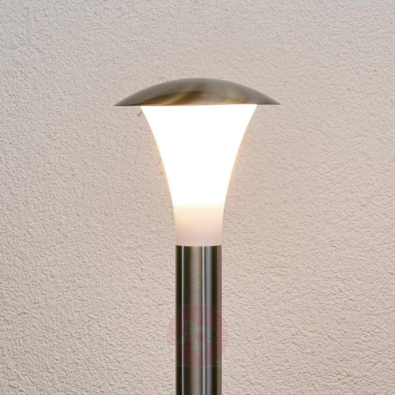 Arda - stainless steel path light - Path and Bollard Lights