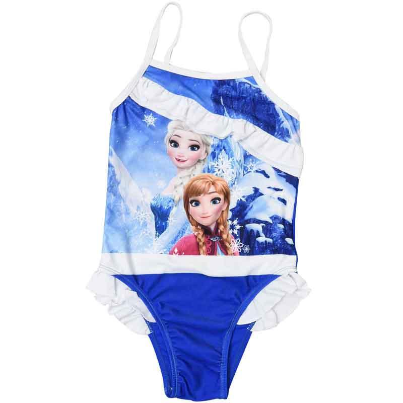 Wholesaler swimsuit kids licenced Disney Frozen - Swimwear