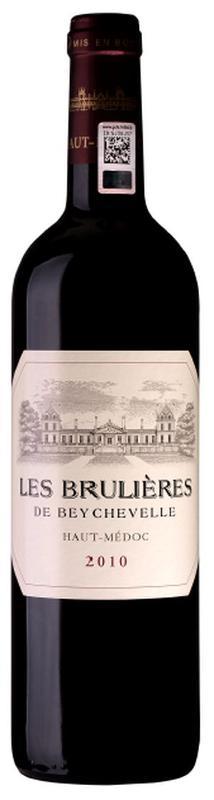Haut-Médoc wine AOC - Les Brulières de Beychevelle