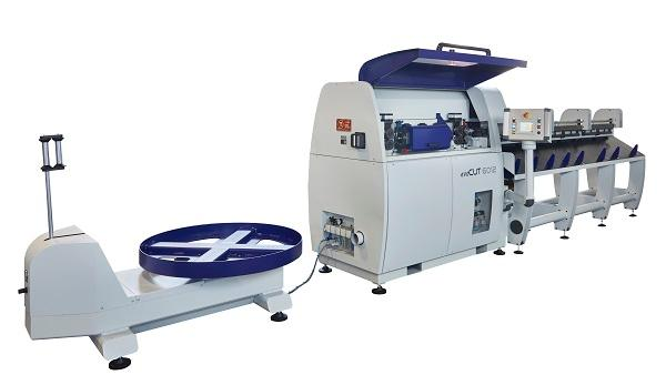 EvoCUT6012 - Straightering and cutting machines
