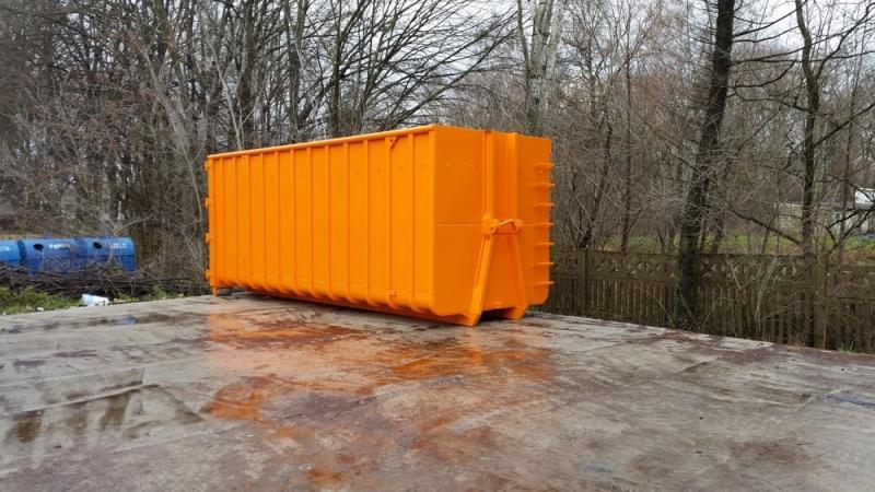 Standard / Ribbed Sides Containers - Hooklift containers / roll-on roll-off containers