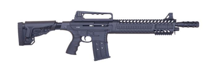Magazin Fed Rifle - Magazin Fed Rifle