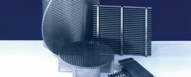 Grilles & Tapis Transporteur Métalliques - TEMA Equipements SAS- Grilles a Fentes et Grilles a Fissures-17