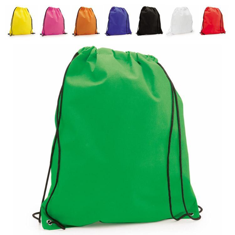 Mochilas saco de cuerdas personalizadas baratas