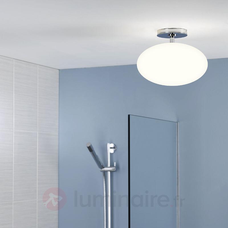 Plafonnier oval Zeppo pour salle de bains - Salle de bains