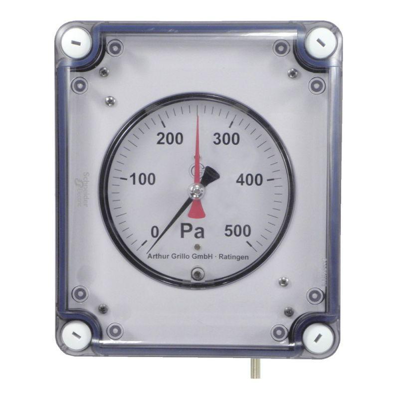 DA2000-S - Indicatore di pressione con quadrante - DA2000-S