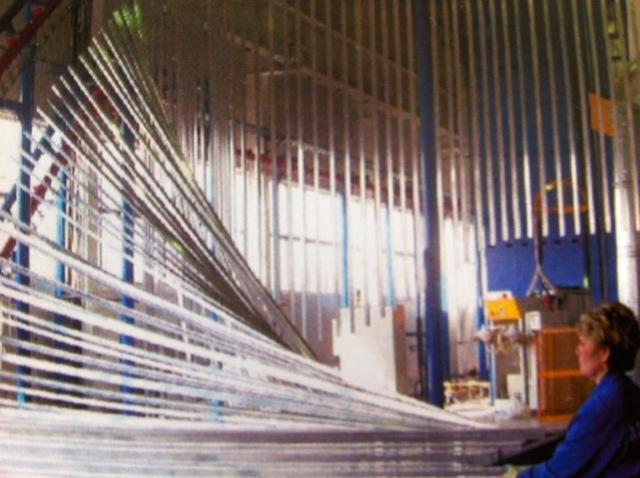 Алюминиевые профиля по чертежам заказчика