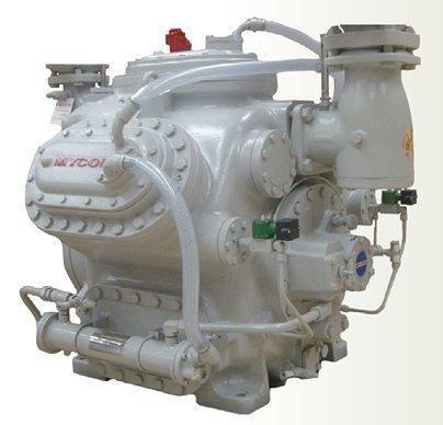 Compresseur à piston monophasé