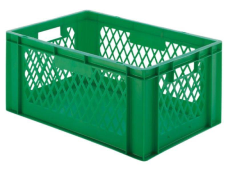 Stapelbehälter: Dina 270 2 - Stapelbehälter: Dina 270 2, 600 x 400 x 270 mm