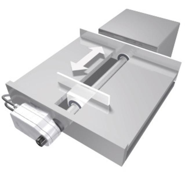 Incremental actuators - Actuator AG02 Incremental